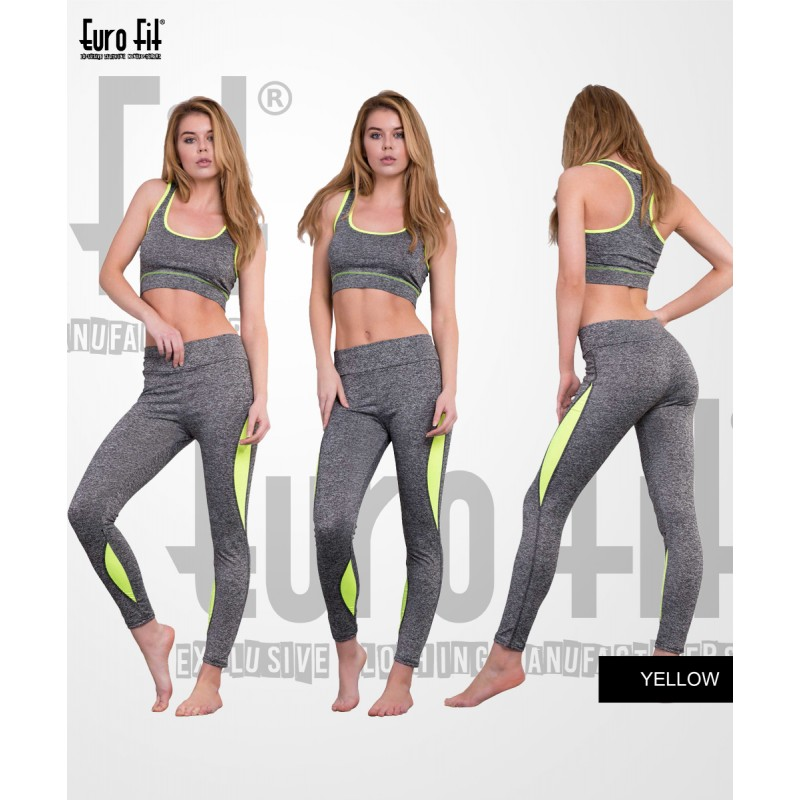3cd4e8a3a91f2 Women Yoga Wear Compression Sport Pants Women Fitness Leggings ...